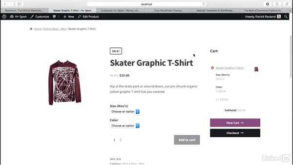 WooCommerce specific themes: WordPress: Customizing WooCommerce Themes
