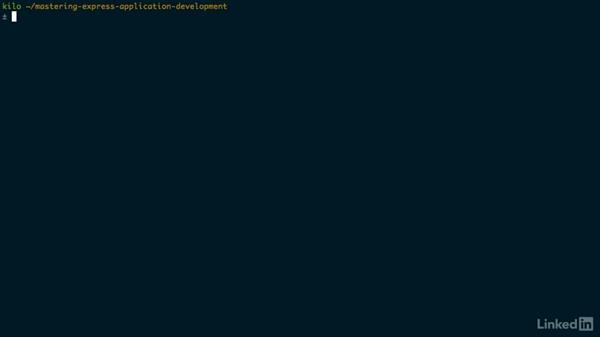 Installing Mocha: Mastering Express Web Application Development