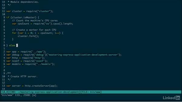 Improving performance with Node.js cluster: Mastering Express Web Application Development
