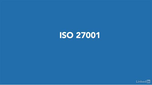 Control frameworks: CISSP Cert Prep: 1 Security and Risk Management
