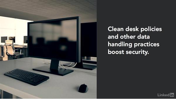 User habits: CISSP Cert Prep: 1 Security and Risk Management