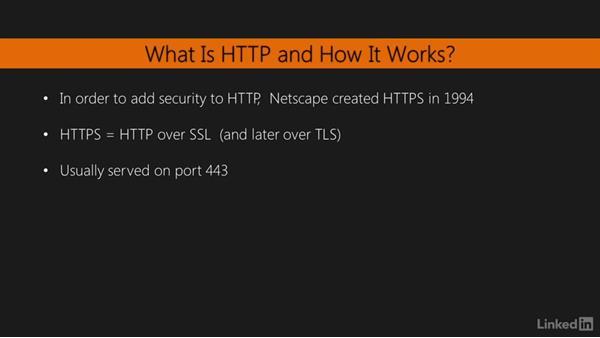 HTTP protocol basics: Learning Python Web Penetration Testing
