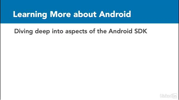 Next steps: Building a Game App with the Android SDK