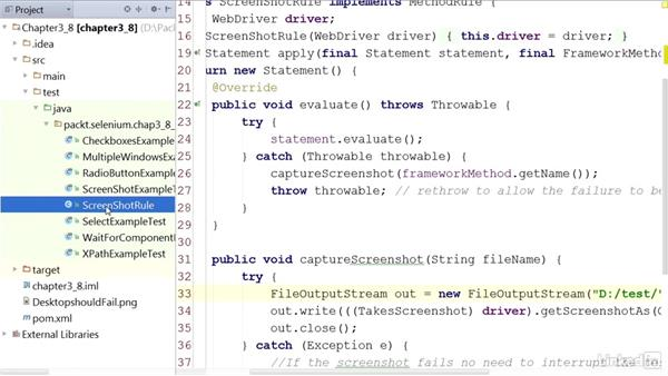 Advanced WebDriver: Mastering Selenium Testing Tools