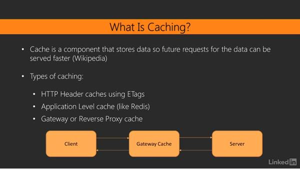 HTTP caching: Web API Development with Flask