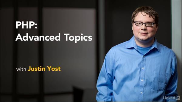Next steps: PHP: Advanced Topics