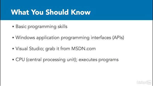 What you should know: Windows Performance Toolkit: CPU Analysis