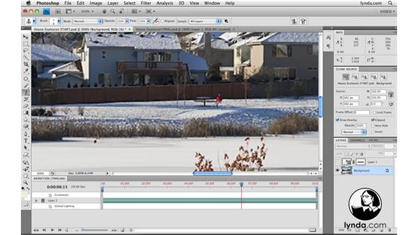 Introduction: Photoshop CS4 Extended for Video