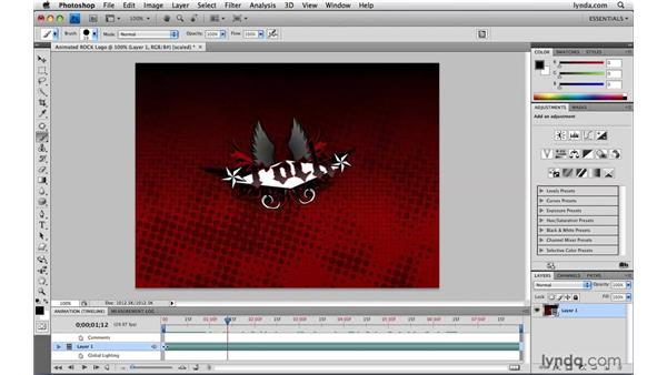 The video workflow at a glance: Photoshop CS4 Extended for Video
