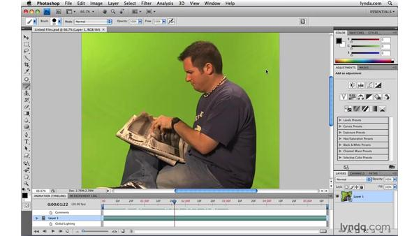 How video is stored: Photoshop CS4 Extended for Video