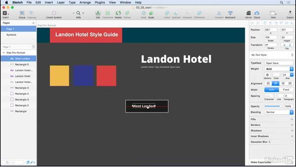 Using symbols: UX Design Tools: Sketch