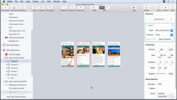Flinto for Mac: UX Design Tools: Sketch