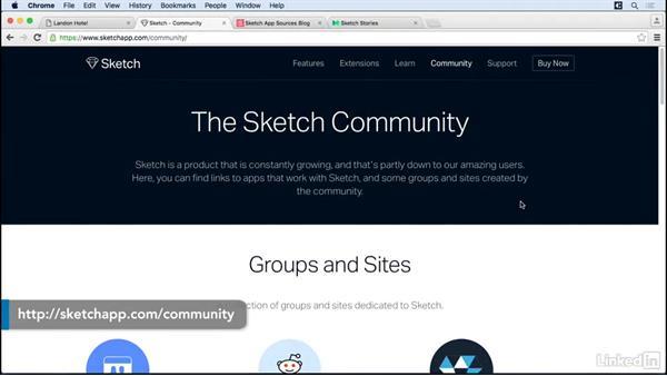 Next steps: UX Design Tools: Sketch