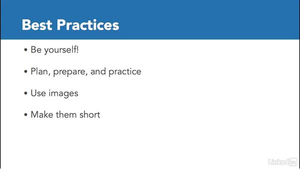 Flipped class best practices: Keynote for Educators