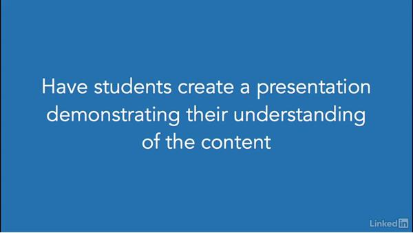 Assess students using Keynote: Keynote for Educators