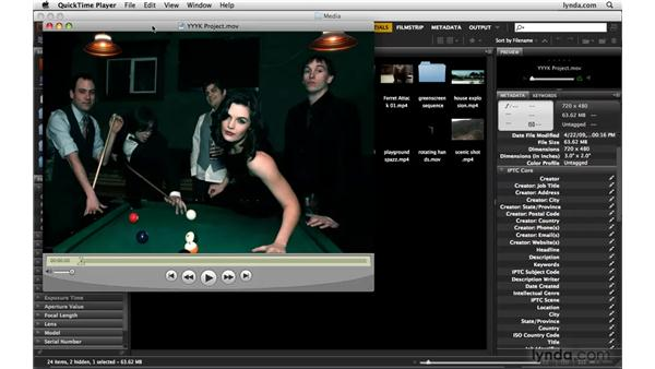 Opening video in Photoshop from Bridge: Photoshop CS4 Extended for Video