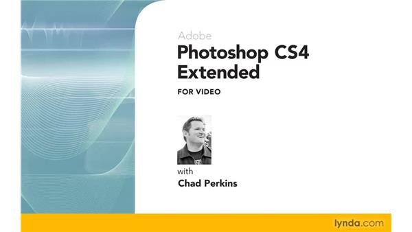 Goodbye: Photoshop CS4 Extended for Video
