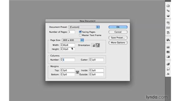 Setting up an interactive document: InDesign CS4: 10 Things to Know About Interactive PDFs