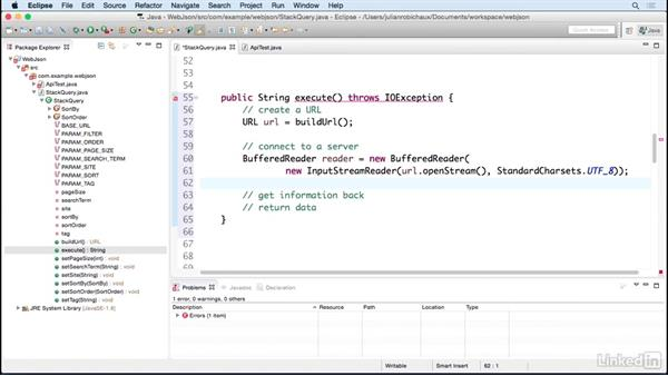 Access webpages using Java.net: Learn Java Concepts By Example