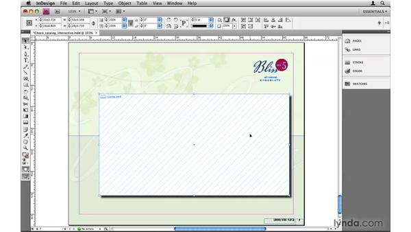 Adding SWF files to PDF files: InDesign CS4: 10 Things to Know About Interactive PDFs