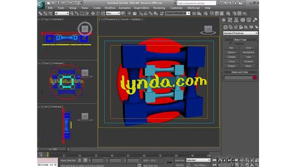Reverting back to the look of 3ds Max 2009: 3ds Max 2010 New Features