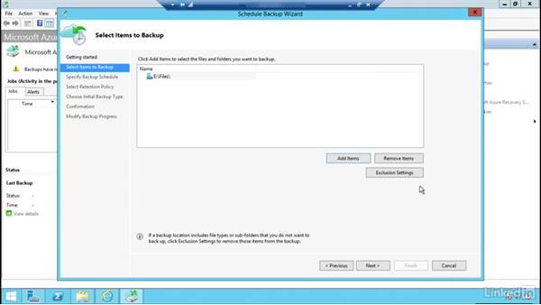 Azure Backup demo: Plan a Microsoft Cloud Solution