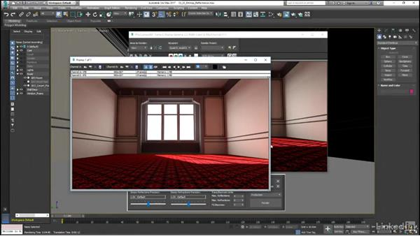 Welcome: Mental Ray: Control Color Bleed in 3ds Max