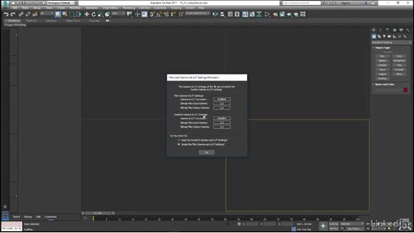 File gamma handling: Mental Ray: Control Color Bleed in 3ds Max