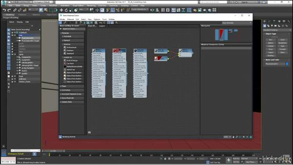How our test scenes are set up: Mental Ray: Control Color Bleed in 3ds Max