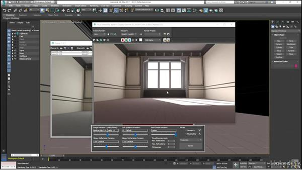 Controlling reflectance through color values: Mental Ray: Control Color Bleed in 3ds Max