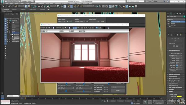 How geometry setup can affect color bleed: Mental Ray: Control Color Bleed in 3ds Max