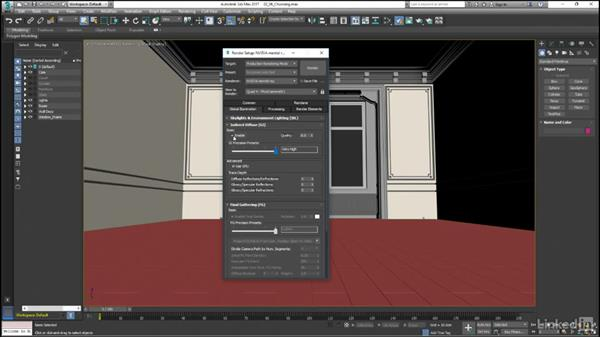Choose color placement carefully: Mental Ray: Control Color Bleed in 3ds Max