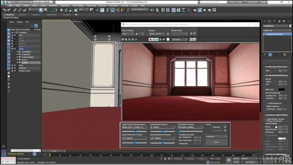 Photon Energy setting: Mental Ray: Control Color Bleed in 3ds Max