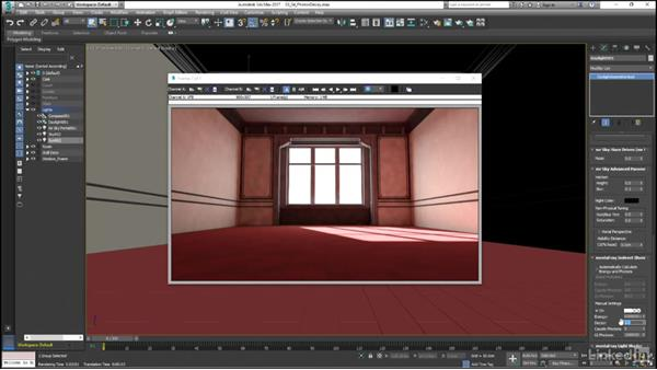 Photon decay rate: Mental Ray: Control Color Bleed in 3ds Max