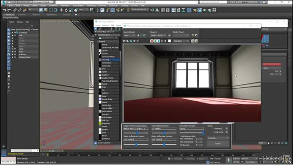 Using the rayswitch map: Mental Ray: Control Color Bleed in 3ds Max
