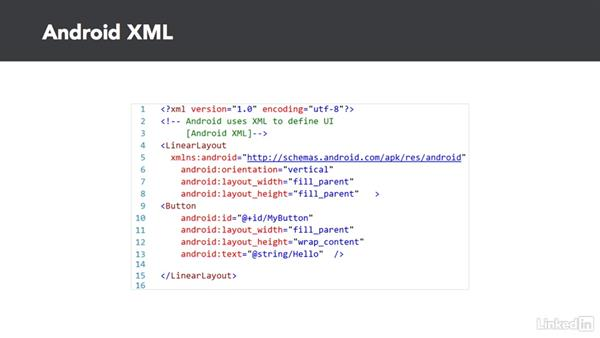 Why markup languages are useful for UI definition: Microsoft XAML Fundamentals 1: Core Concepts