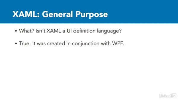 XAML, the Microsoft UI markup language: Microsoft XAML Fundamentals 1: Core Concepts