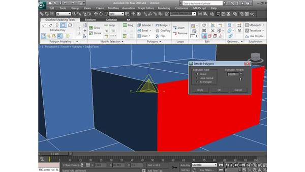 Using the Modeling Ribbon: 3ds Max 2010 New Features