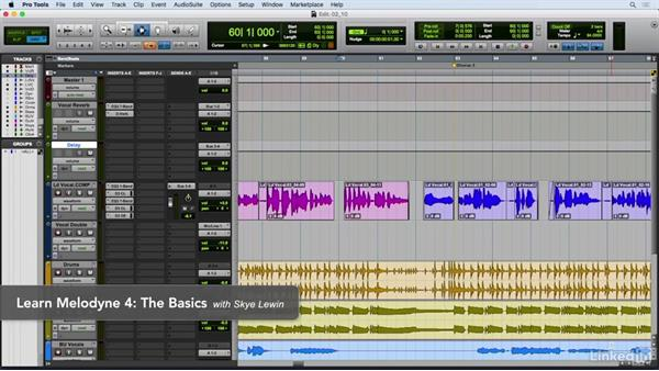 Next steps: Vocal Production Techniques: Editing and Mixing in Pro Tools