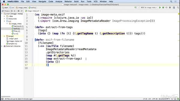 Parsing EXIF data: Code Clinic: Clojure
