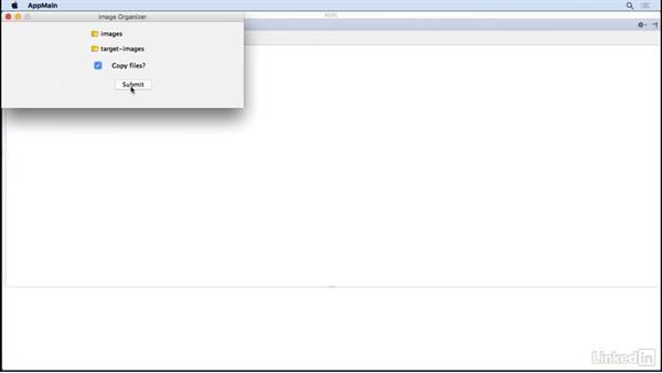 User interface: Demo: Code Clinic: Clojure