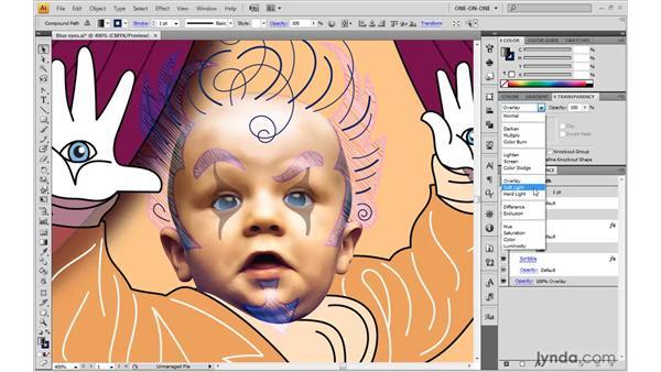 Blend mode roundup: Illustrator CS4 One-on-One: Advanced