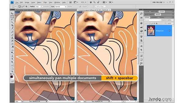 Exporting TIFF artwork from Illustrator: Illustrator CS4 One-on-One: Advanced