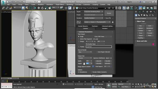 Rendering the Physical Material in ART: 3ds Max: Advanced Materials