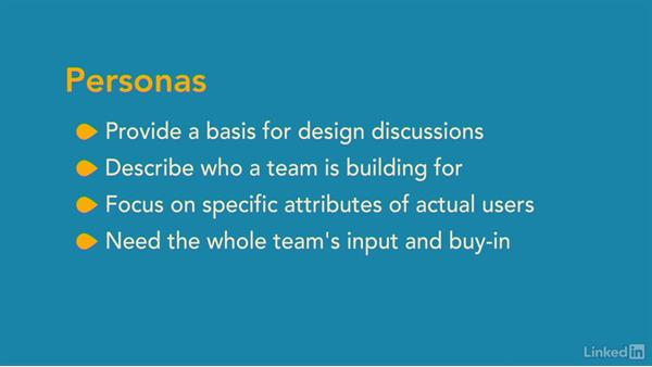 What is a persona?: UX Design Techniques: Creating Personas