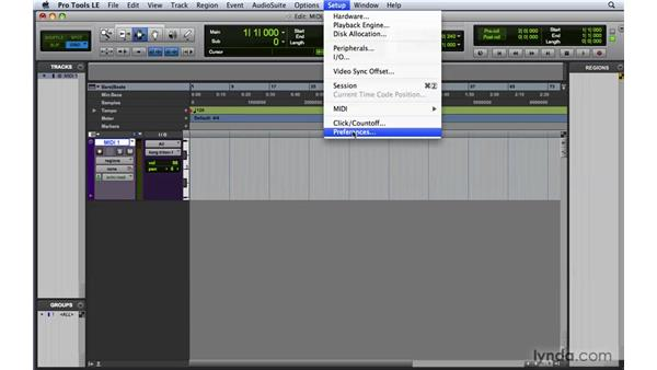 : Pro Tools 8 Essential Training