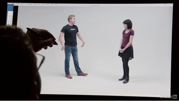 Polishing a gesture: Animation Foundations: Gesture