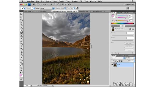 Why select?: Photoshop CS4: Selections in Depth