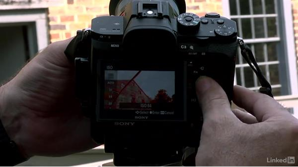 Setting up the camera for time-lapse: Sony Alpha a7 Tips: Apps for Your Camera