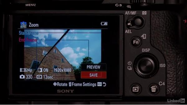 Using the angle shift add-on: Sony Alpha a7 Tips: Apps for Your Camera